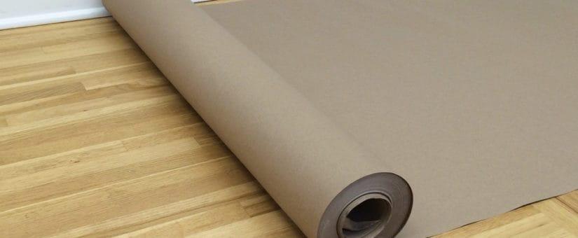 Kraft Floor Paper